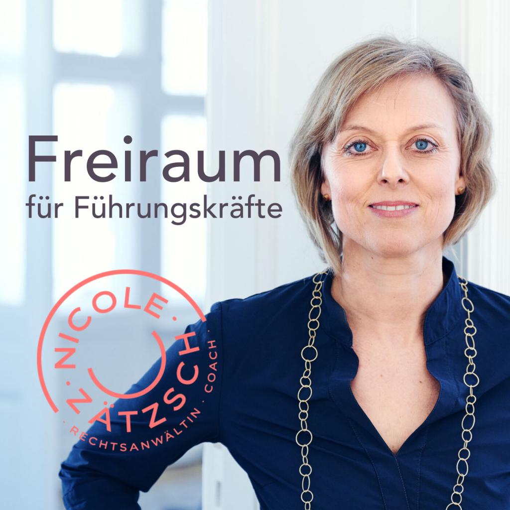 Führungskräfte-Podcast Nicole Zätzsch