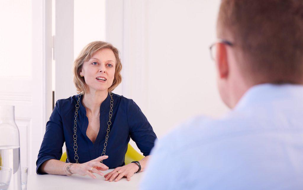 Nicole Zätzsch Im Gespräch