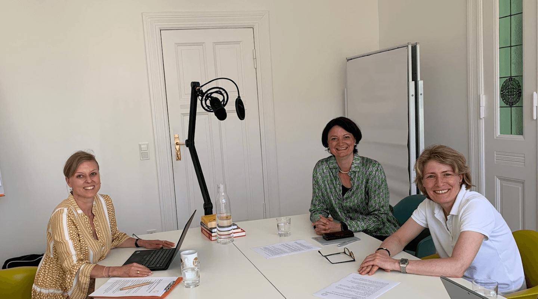 Dr Frauke Bataille & Kara Pientka